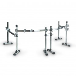 Rack 4i - 4 Lados - 2 Bumbos  6 Clamps